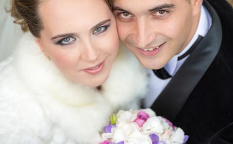 Nuntă Cristina și Alin