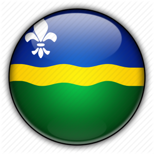 Flevoland flag