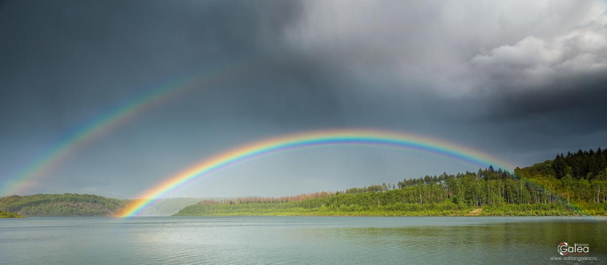 Eifel National Park RainbowEifel National Park Rainbow