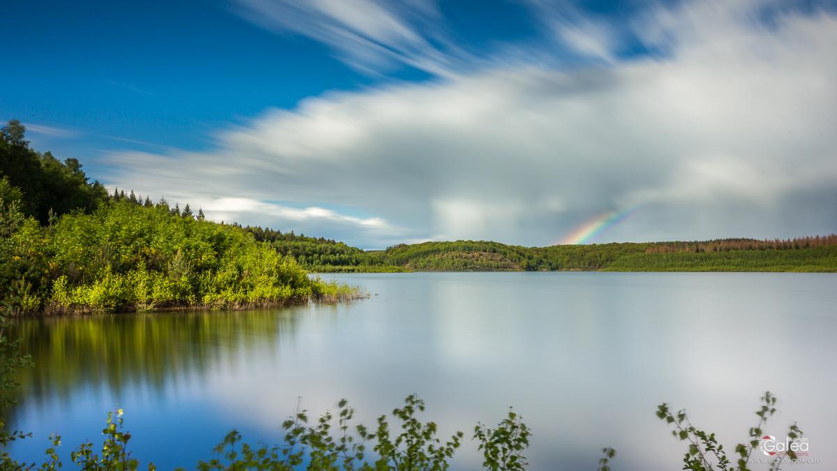 Eifel National Park North Lake