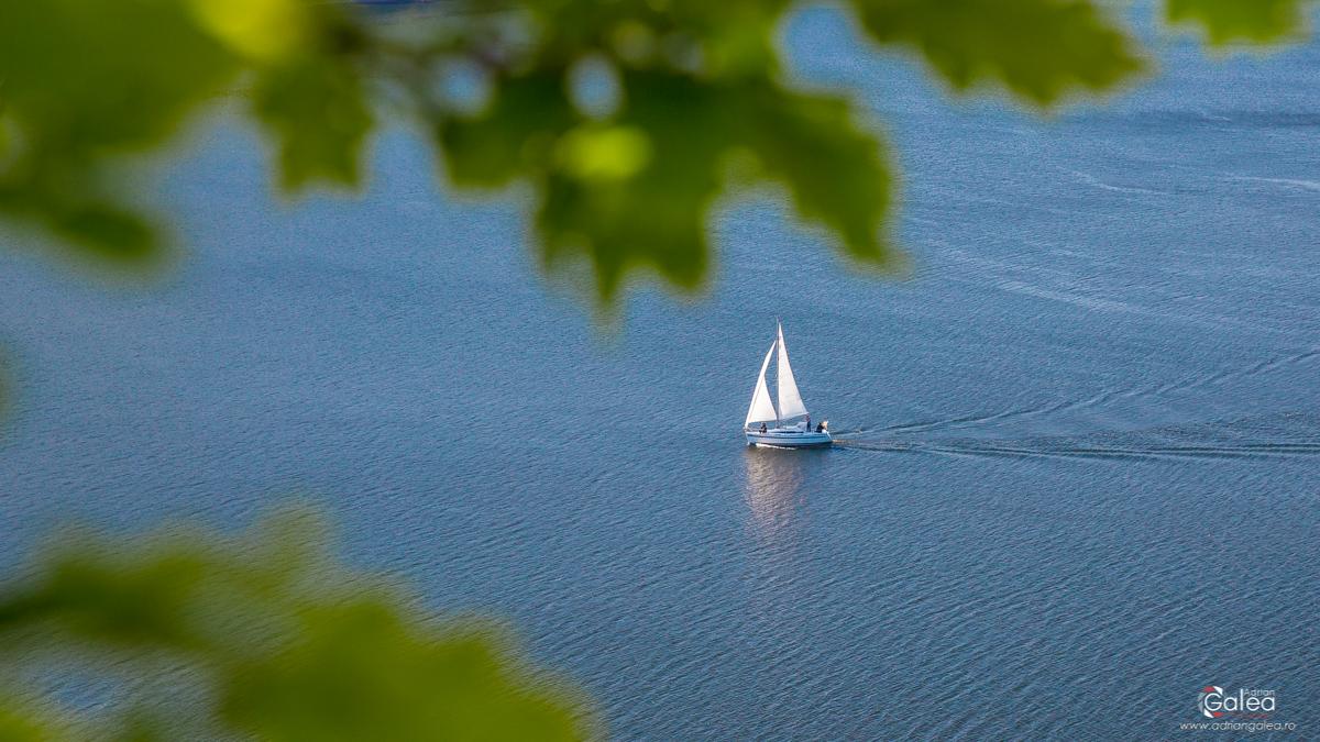 Eifel National Park - Sailing